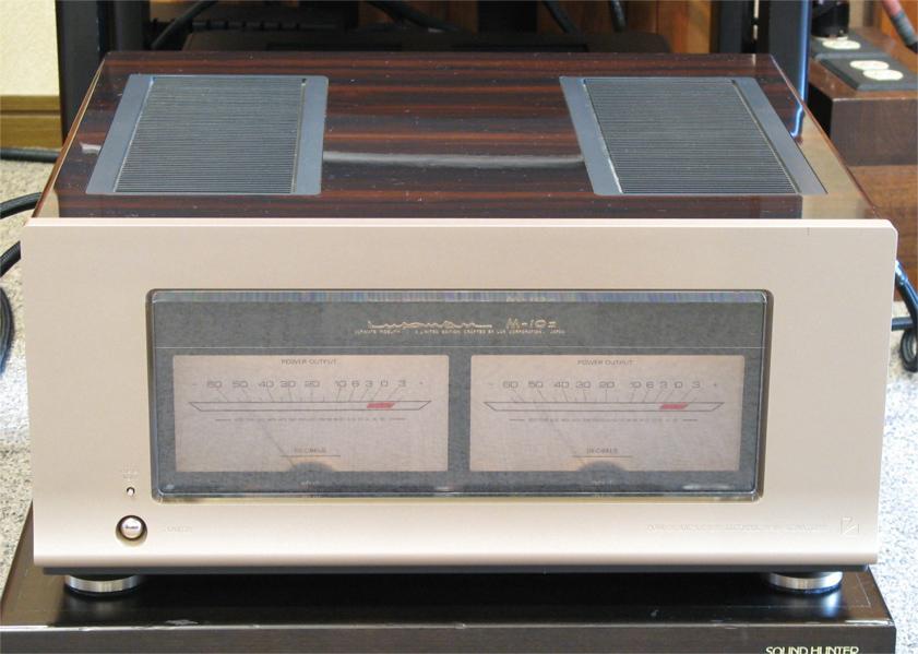 LUXMAN  M-10II