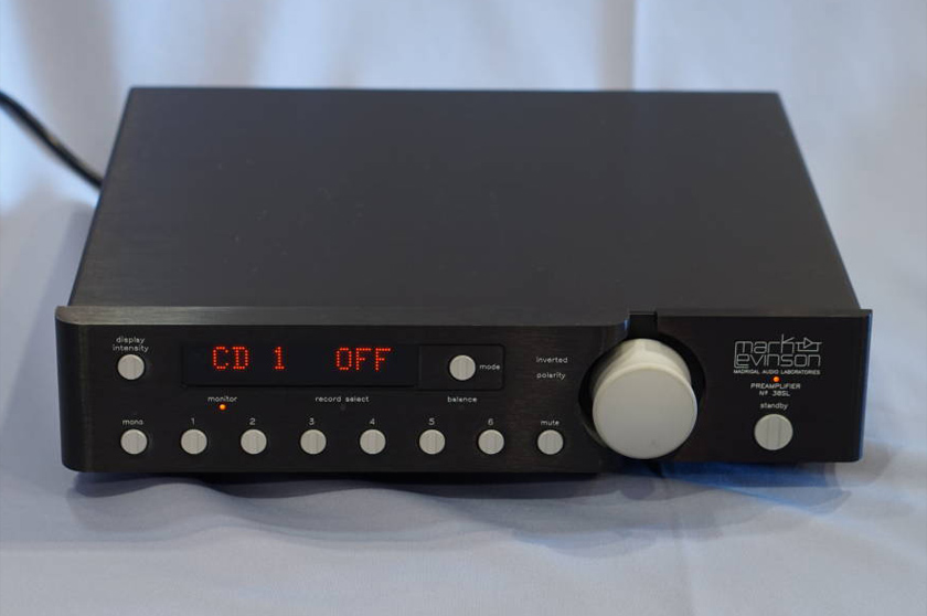 Mark Levinson  NO.38SL