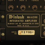 McIntosh MA6200