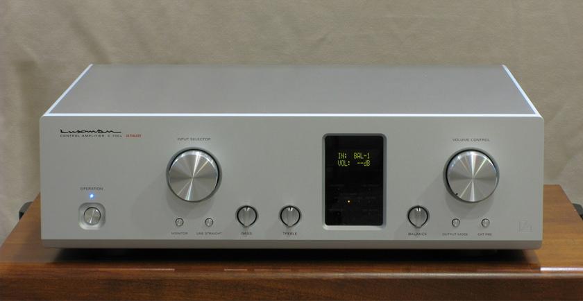 LUXMAN  C-700u