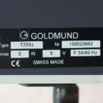 GOLDMUND TELOS 250