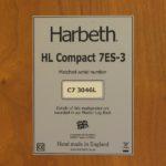 Harbeth HL-Compact 7ES-3 + HSS-7C