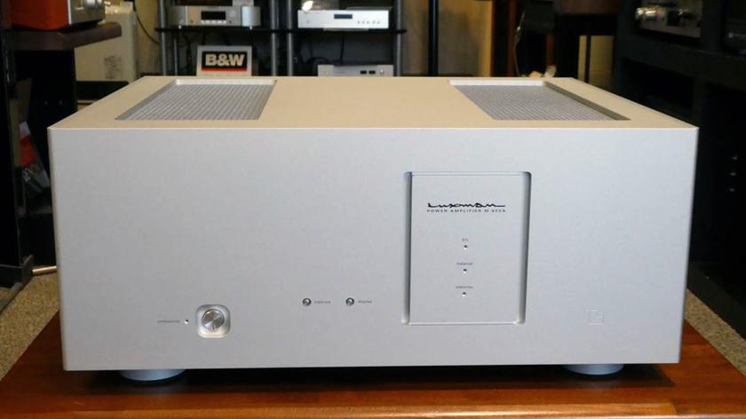 LUXMAN M600A