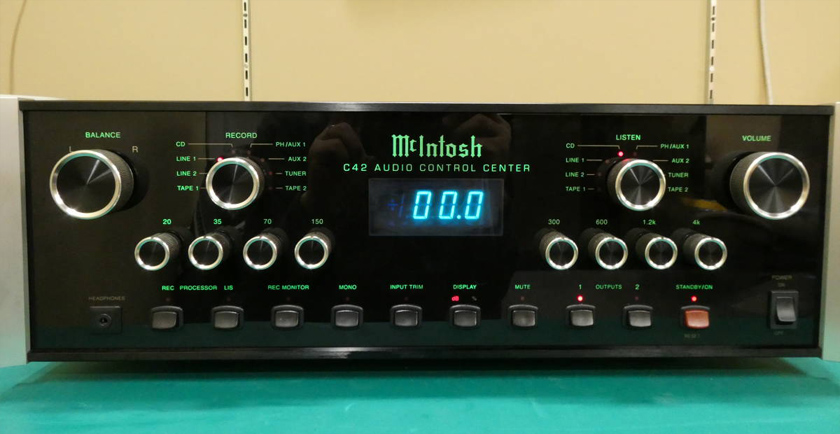 McIntosh C42