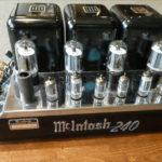 SOLD [中古品] McIntosh MC240