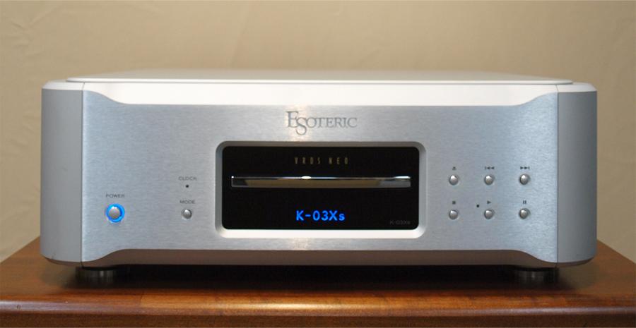 ESOTERIC K-03Xs