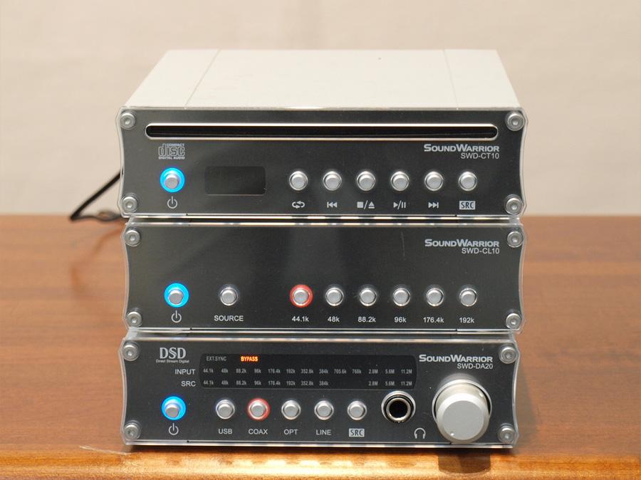 Sound Warrior  オーディオシステム