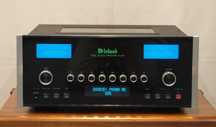 McIntosh C50