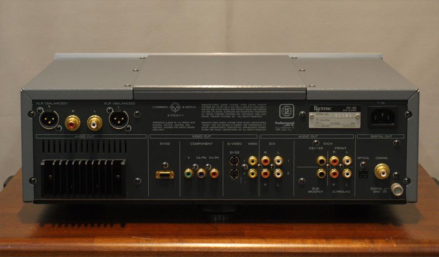ESOTERIC DV-50