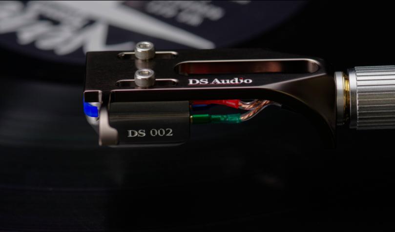 DS AUDIO DS-002 光学式カートリッジ
