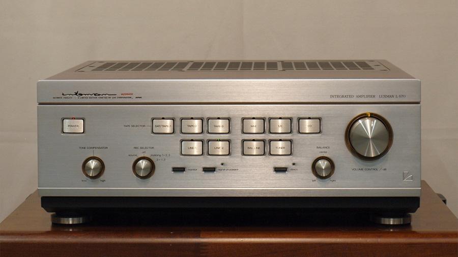 LUXMAN L-570